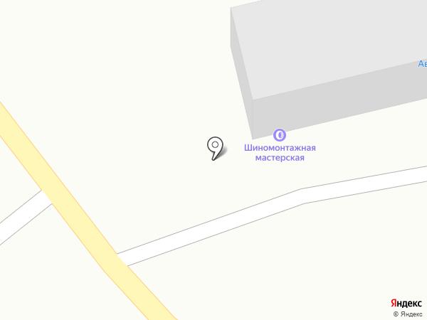 Светофор на карте Владивостока