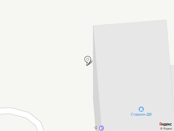 Кронштейн.РУ на карте Владивостока