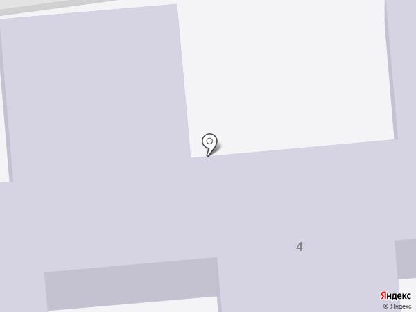 Детский сад №8 на карте Уссурийска