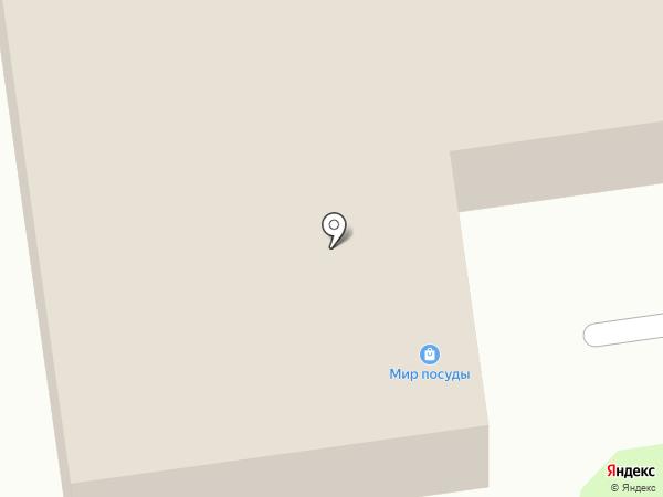 АЮСС-ВСТК на карте Уссурийска