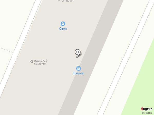 На Луговой на карте Владивостока