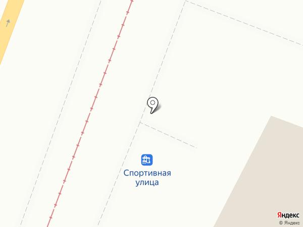 SPORTmix на карте Владивостока