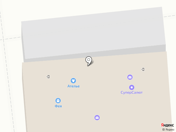 InCase на карте Уссурийска