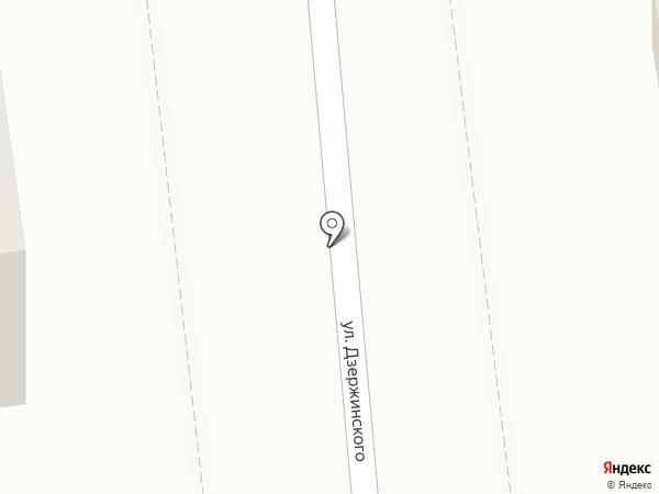 Хозяйственный магазин на карте Уссурийска