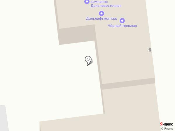 Дальлифтмонтаж на карте Уссурийска