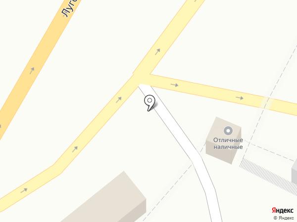 Отличные наличные на карте Владивостока