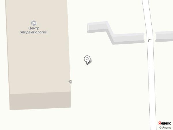 Центр гигиены и эпидемиологии в Приморском крае, ФБУЗ на карте Владивостока
