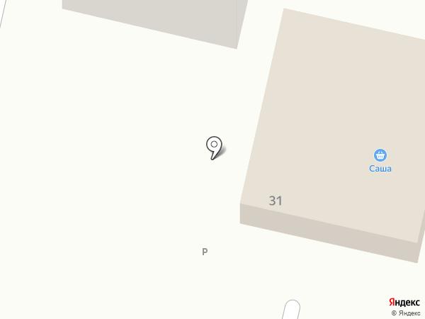 Таежное на карте Уссурийска