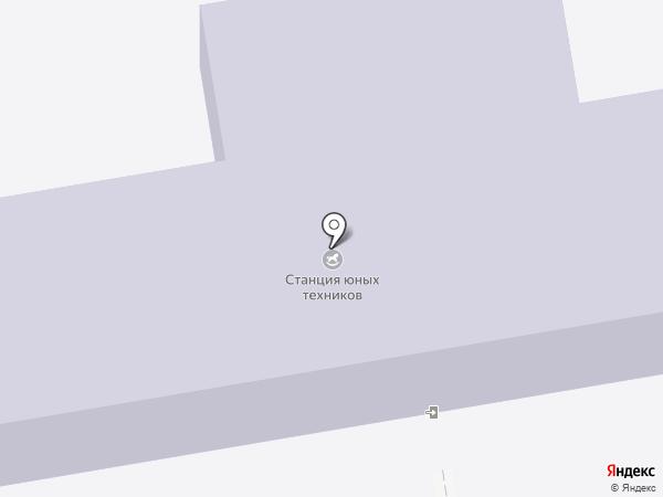 Станция юных техников на карте Уссурийска