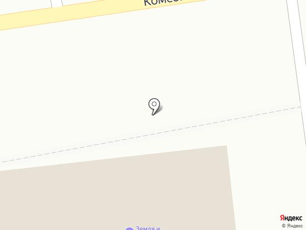 АПИ-Уссури на карте Уссурийска