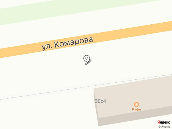 Таяма на карте Уссурийска
