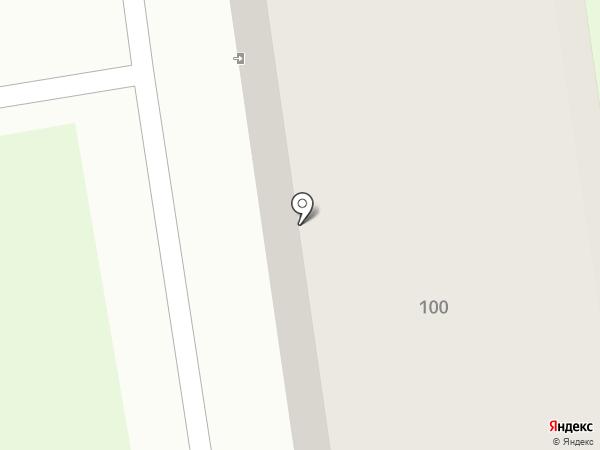 Участковый пункт полиции №2 на карте Уссурийска