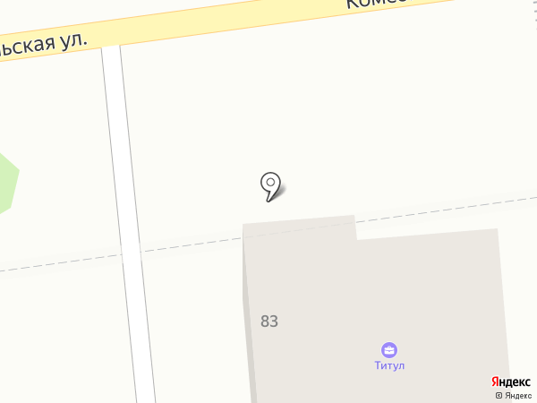 Универсал на карте Уссурийска