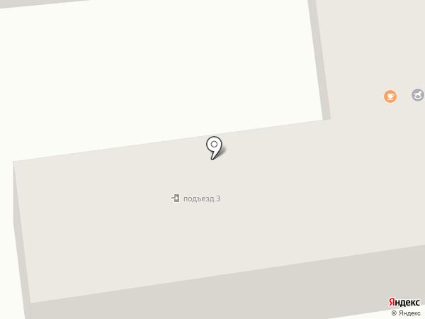 Инес на карте Уссурийска