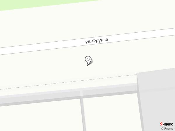 Магазин по продаже овощей на карте Уссурийска