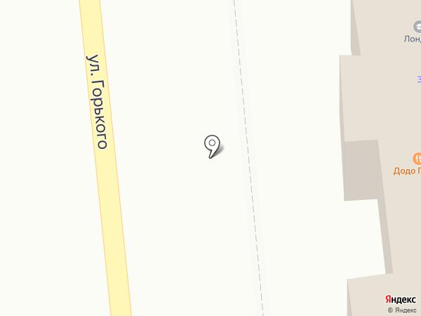 Стильная Семейка на карте Уссурийска