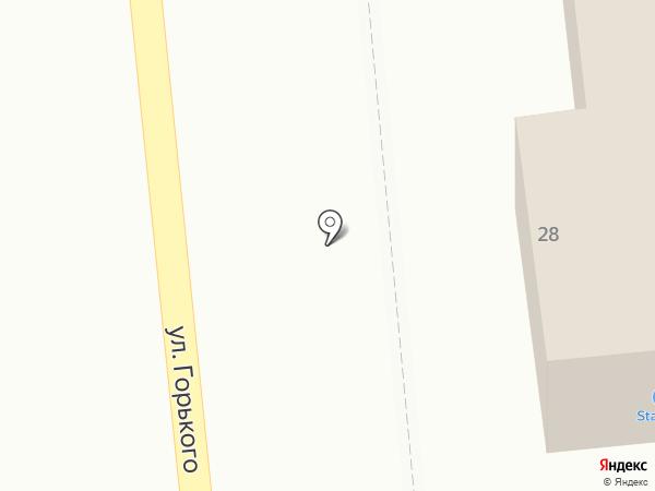 Додо Пицца на карте Уссурийска