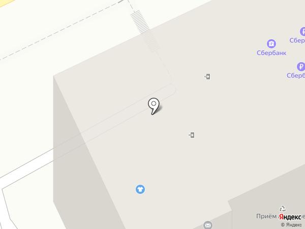 Терминал, Сбербанк, ПАО на карте Владивостока