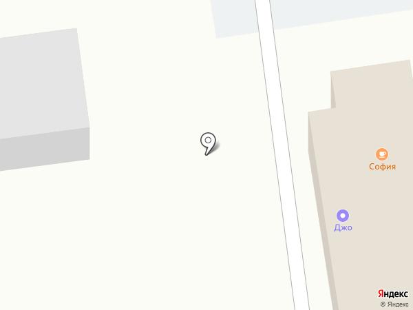 София на карте Уссурийска