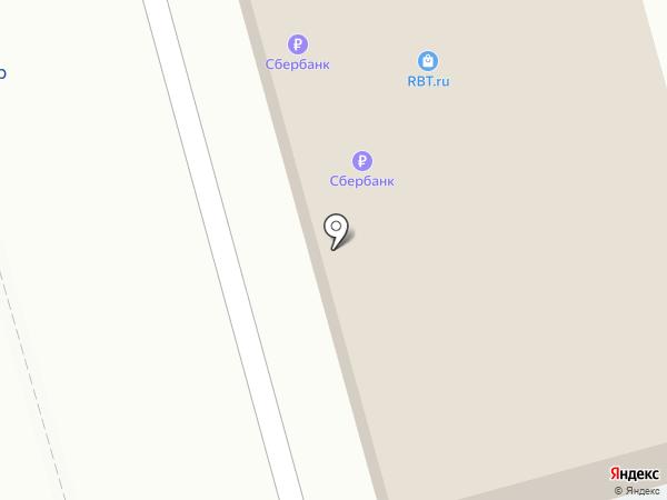 В-Лазер на карте Уссурийска