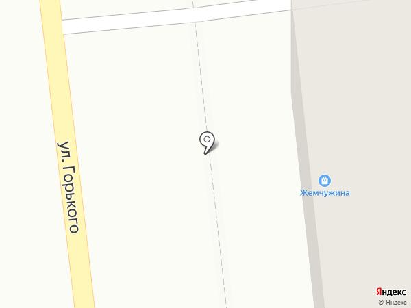 Воздвиженский хлеб на карте Уссурийска
