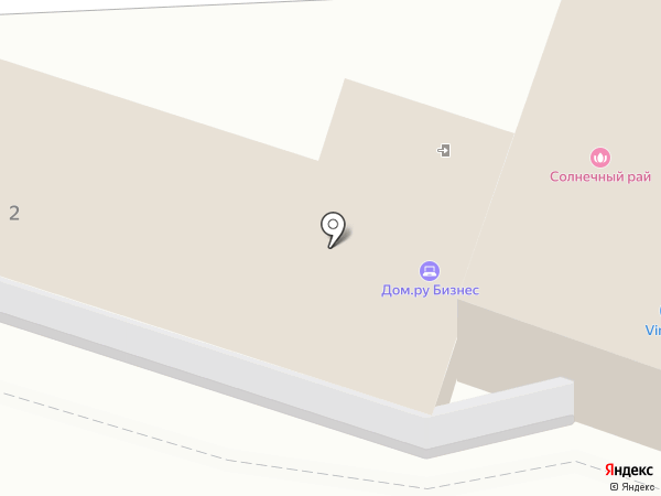 Автострахование на карте Уссурийска