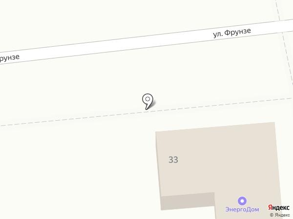 Stop linia на карте Уссурийска