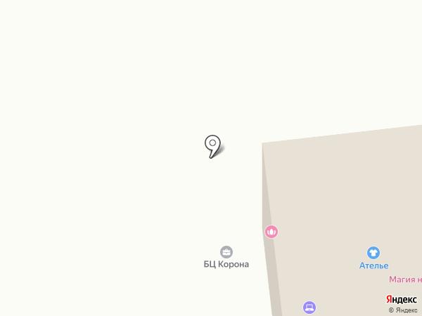 Тили-Мили-Трямдия на карте Уссурийска