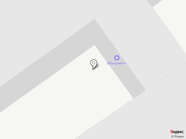 Полимер-Комплекс на карте Владивостока