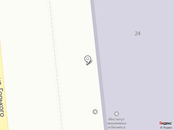 ПГСХА на карте Уссурийска