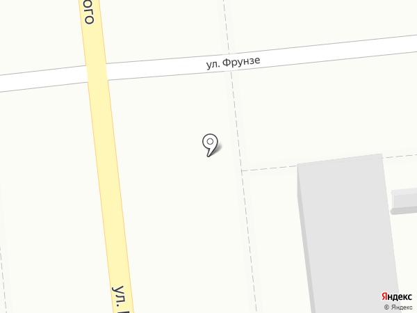 FIT BOX на карте Уссурийска