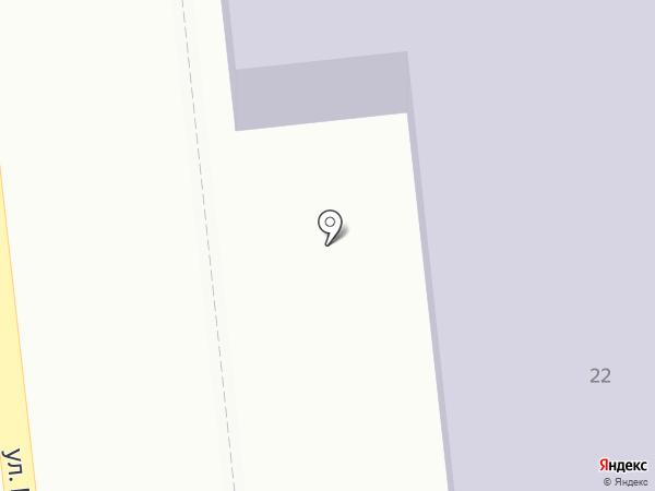 Открытая (сменная) общеобразовательная школа №2 на карте Уссурийска
