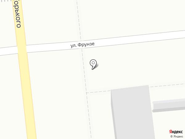 ЭлБенз на карте Уссурийска