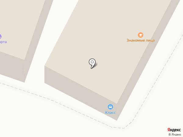 East auto на карте Уссурийска