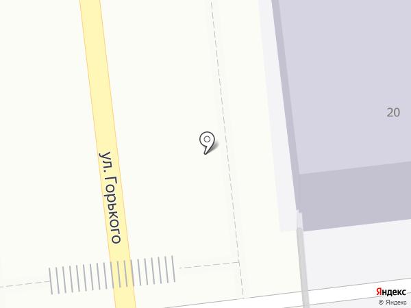 Средняя общеобразовательная школа №11 на карте Уссурийска