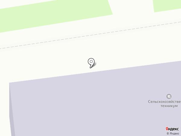 Ветеринарная клиника на карте Уссурийска