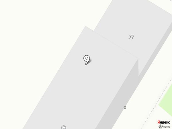 Уссурийск-Водоканал, МУП на карте Уссурийска