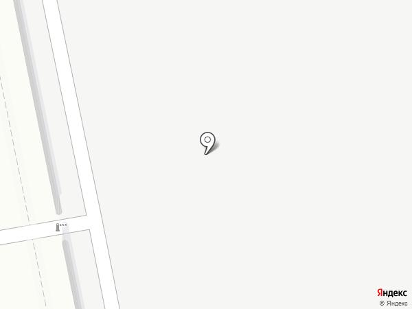 Уссурийский на карте Уссурийска