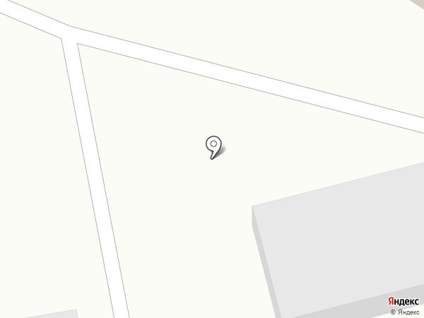 Тройка ДВ на карте Уссурийска