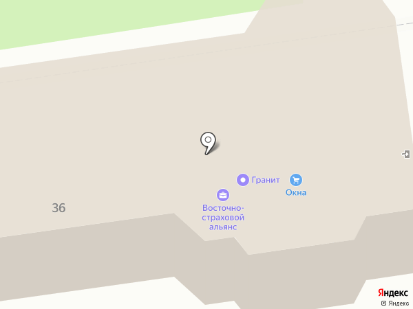 Vlad-HostCorp на карте Уссурийска
