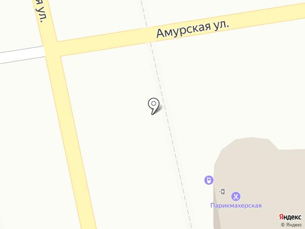 Триумф на карте Уссурийска