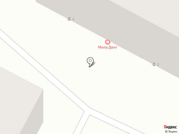 МИЛА ДЕНТ на карте Владивостока