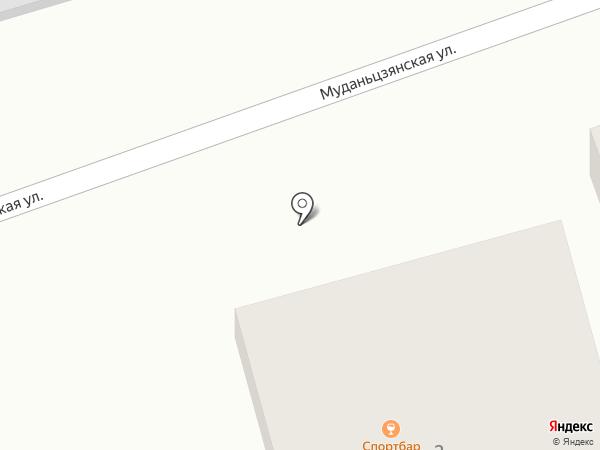 Город салютов на карте Уссурийска