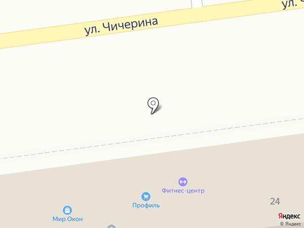 Закусочная на карте Уссурийска