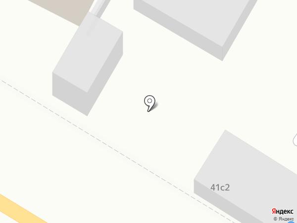 Автостиль на карте Уссурийска