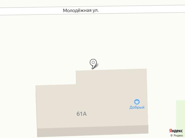 NPS на карте Воздвиженки