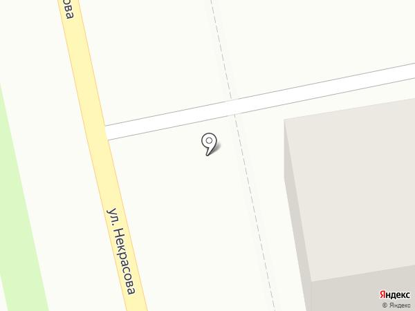 HOME Al`vory FLOWERS на карте Уссурийска