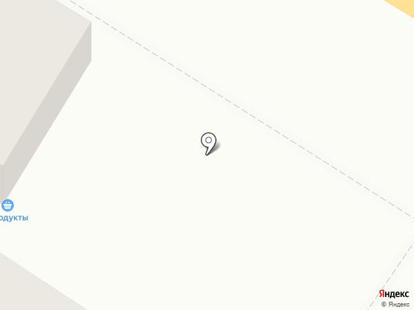 Продовольственный магазин на карте Уссурийска