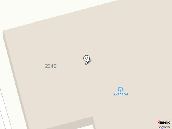 Энергосфера-Уссурийск на карте Уссурийска