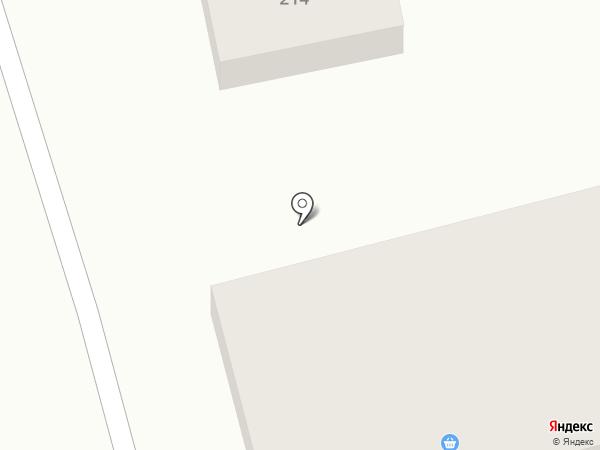 Суйфеньхэ 212 на карте Уссурийска